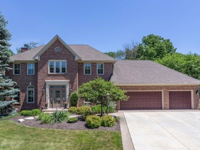 10544 Chestnut Hill Court, Fishers, IN 46037 - #: 21651040