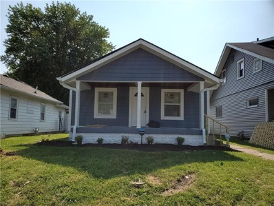 1309 N Grant Avenue, Indianapolis, IN 46201 - #: 21651093