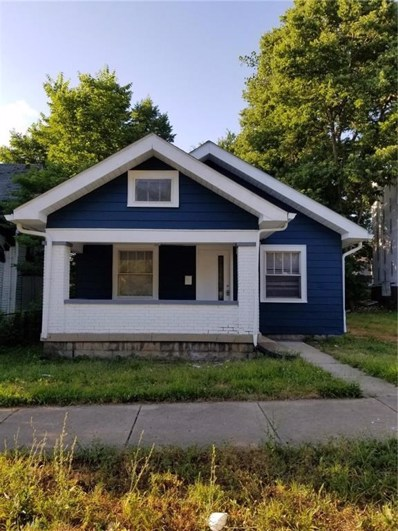 332 W 26th Street, Indianapolis, IN 46208 - #: 21651122
