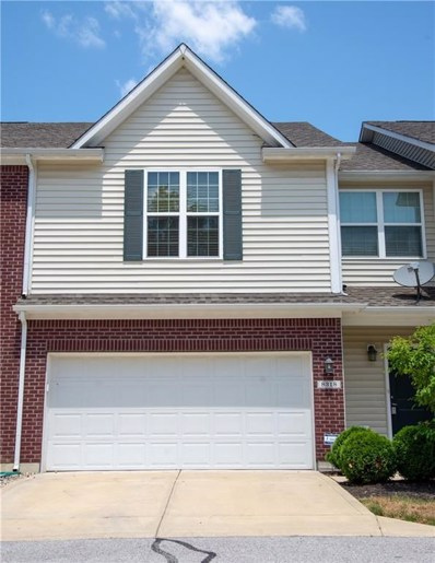 8318 Pine Branch Lane UNIT D, Indianapolis, IN 46234 - #: 21651137