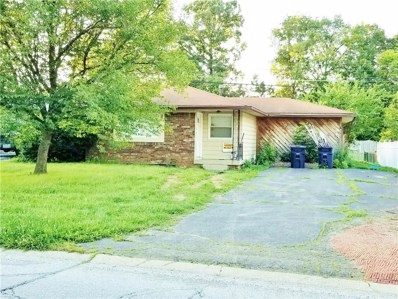 4244 Redfern Drive, Indianapolis, IN 46237 - #: 21651140