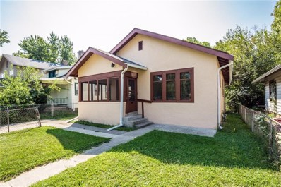 1211 W 32nd Street, Indianapolis, IN 46208 - #: 21651150