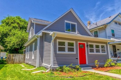 4066 Boulevard Place, Indianapolis, IN 46208 - #: 21651284