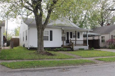 5241 E 20th Place, Indianapolis, IN 46218 - #: 21651292