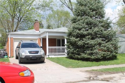 7610 E 35th Street, Indianapolis, IN 46226 - #: 21651320