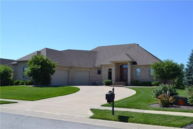5361 Ashby Court, Greenwood, IN 46143 - #: 21651414
