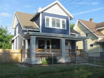 1119 Reid Place, Indianapolis, IN 46203 - #: 21651415