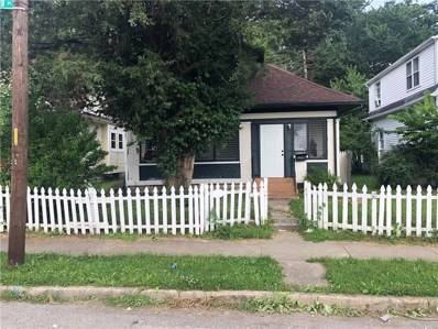 3915 Boulevard Place, Indianapolis, IN 46208 - #: 21651445