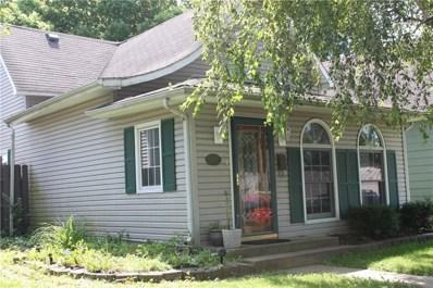 1516 Fletcher Street, Anderson, IN 46016 - #: 21651487