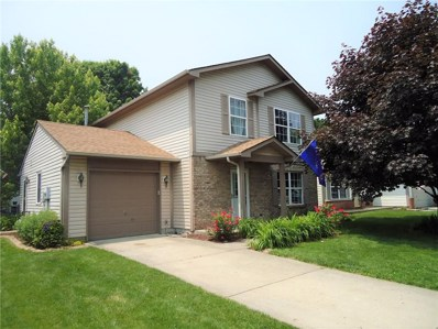 392 Ashby Drive, Greenfield, IN 46140 - #: 21651496