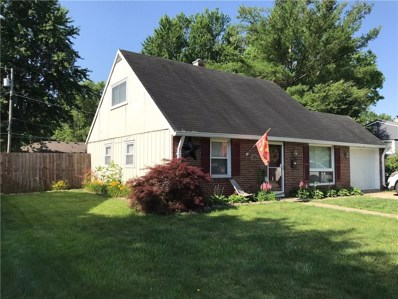 1413 Woodside Drive, Crawfordsville, IN 47933 - #: 21651515