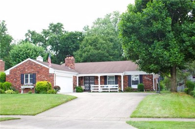 1404 N Eaton Avenue, Indianapolis, IN 46219 - #: 21651551