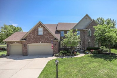 10308 Woods Edge Drive, Fishers, IN 46037 - #: 21651572