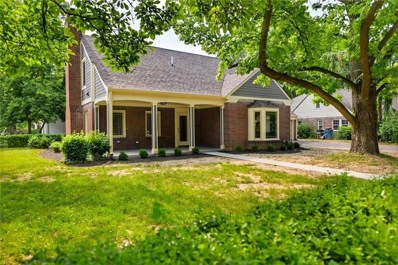 4602 Boulevard Place, Indianapolis, IN 46208 - #: 21651577