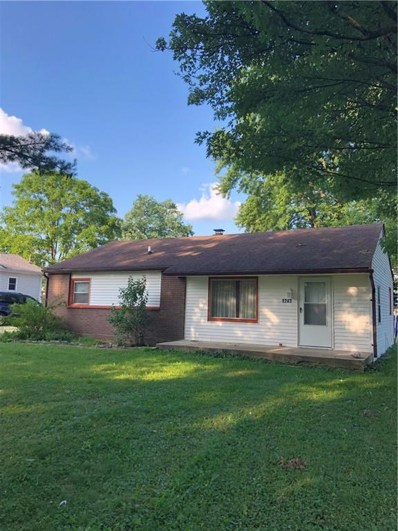 1243 S Whittier Place, Indianapolis, IN 46203 - #: 21651584