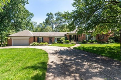 587 W 77TH St N Drive, Indianapolis, IN 46260 - #: 21651625
