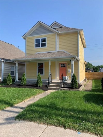 818 Lincoln Street, Indianapolis, IN 46203 - #: 21651683