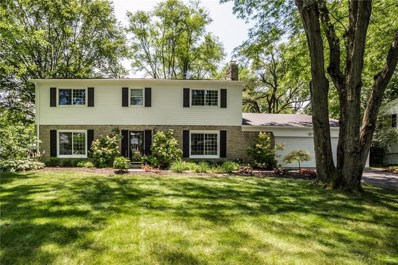 1103 Fairway Drive, Indianapolis, IN 46260 - #: 21651727