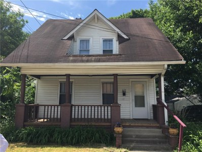 329 W 41st Street, Indianapolis, IN 46208 - #: 21651903