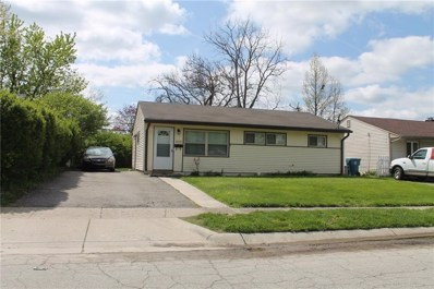 5002 N Kitley Avenue, Indianapolis, IN 46226 - #: 21651940