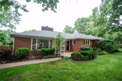 583 Holliday Lane, Indianapolis, IN 46260 - #: 21652137