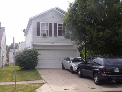 4506 Redcliff S Lane, Plainfield, IN 46168 - #: 21652367