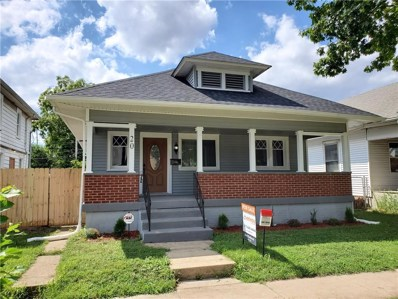 20 N Linwood Avenue, Indianapolis, IN 46201 - #: 21652412