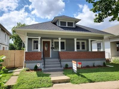 20 N Linwood Avenue, Indianapolis, IN 46201 - #: 21652412