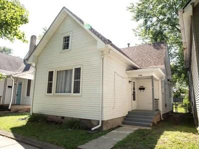 1746 S Talbott Street, Indianapolis, IN 46225 - #: 21652526