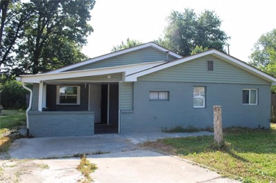 2917 Tindall Street, Indianapolis, IN 46203 - #: 21652573