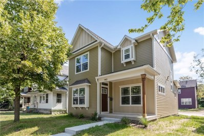 943 Eastern Avenue, Indianapolis, IN 46201 - #: 21652668