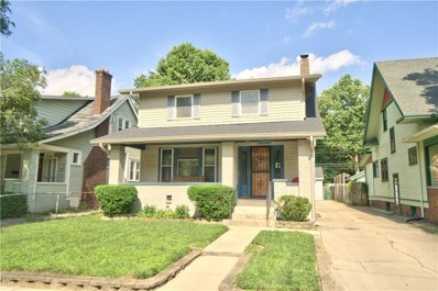 4315 Carrollton, Indianapolis, IN 46205 - #: 21652678