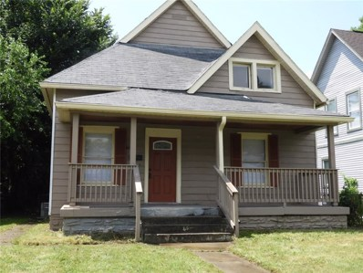 3160 Graceland Avenue, Indianapolis, IN 46208 - #: 21652727