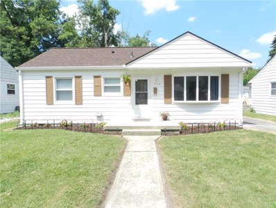 4758 N Mitchner Avenue, Indianapolis, IN 46226 - #: 21652771