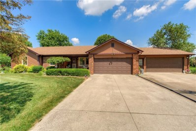 10812 Bakeway Drive, Indianapolis, IN 46231 - #: 21652774