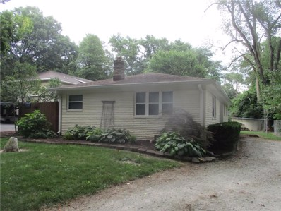 6239 Norwaldo Avenue, Indianapolis, IN 46220 - #: 21652795