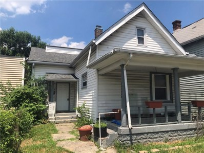 534 Prospect Street, Indianapolis, IN 46203 - #: 21652878
