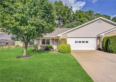 8333 Frankdale Court, Indianapolis, IN 46259 - #: 21652956