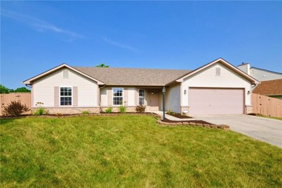 8032 Bitternut Drive, Indianapolis, IN 46236 - #: 21652994