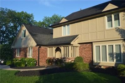 2268 Woodsway Drive, Greenwood, IN 46143 - #: 21653041