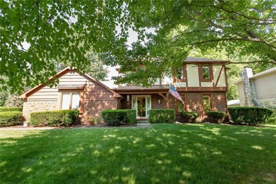 8839 Sawleaf Road, Indianapolis, IN 46260 - #: 21653193