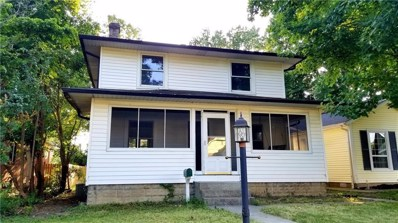 6154 Rosslyn Avenue, Indianapolis, IN 46220 - #: 21653265