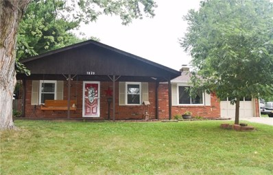 1820 Clover Court, Columbus, IN 47203 - #: 21653277