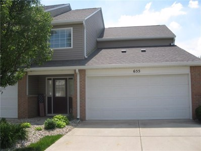 655 Decatur Drive, Westfield, IN 46074 - #: 21653395