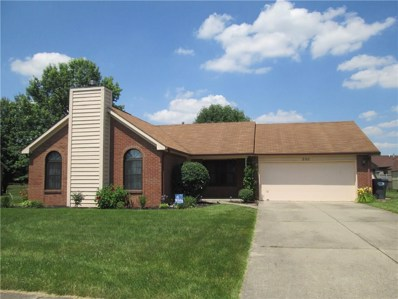 990 Country Aire Drive, Greenwood, IN 46143 - #: 21653448