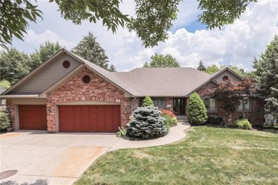 1427 Eagle Valley Drive, Greenwood, IN 46143 - #: 21653471