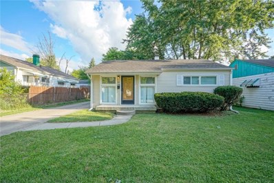 5311 E 19th Street, Indianapolis, IN 46218 - #: 21653639