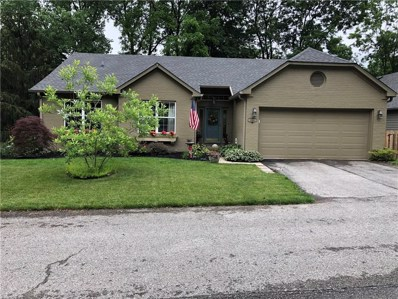 10941 Geist Woods South Drive, Indianapolis, IN 46256 - #: 21653655