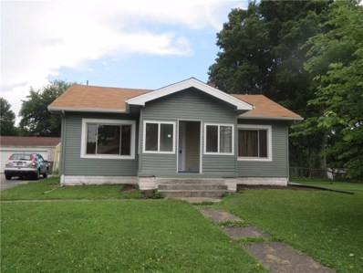 1563 E Dudley Avenue, Indianapolis, IN 46227 - #: 21653675