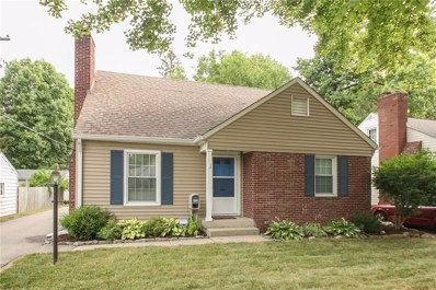 2412 E Northgate Street, Indianapolis, IN 46220 - #: 21653732